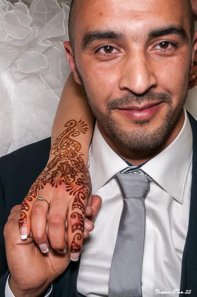Photo mariage oriental - Photographe mariage